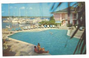 Nassau Harbour Club, Hotel and Marina, Nassau Bahamas, 40-60s