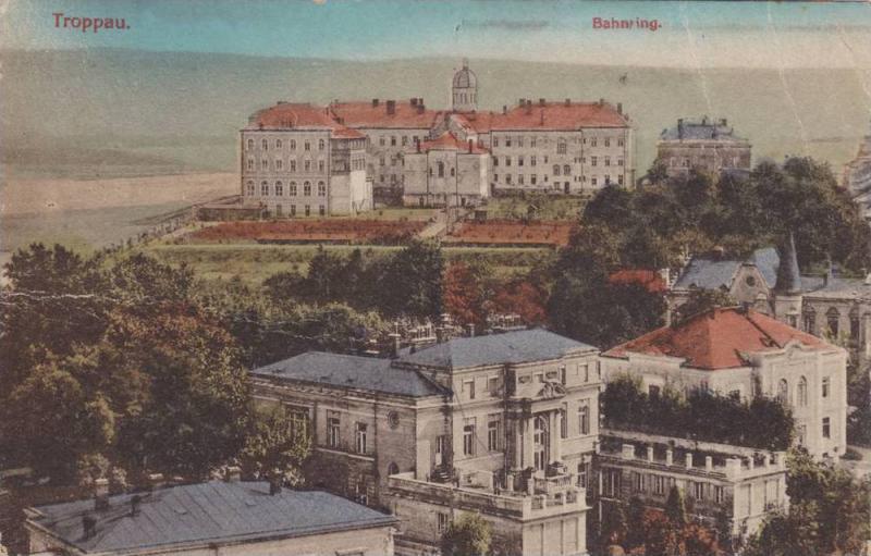 Troppau., PU-1919 , Czech Republic