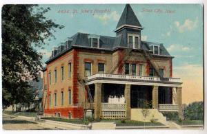 St John's Hospital, Sioux City Iowa