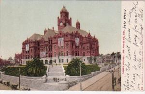 Carlifornia Los Angeles Court House