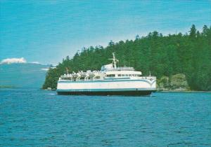 Canada Victoria M V Queen Of Sidney Ferry