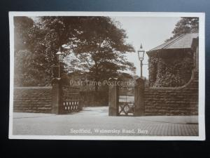 Lancashire: Bury Seedfield, Walmersley Road RP - Old Postcard Pub by S.H.& S.Ltd