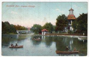 Chicago, Humboldt Park, Lagoon