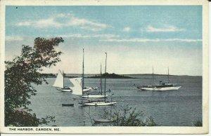 Camden, Maine, The Harbor