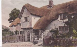 England Lustleigh Old Cottage
