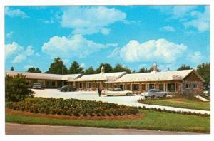 Classic Cars, The White House Lodge Motel & Restaurant, Near Saint John, New ...