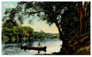 Connecticut Hartford  , Canoeing on the Farmington River