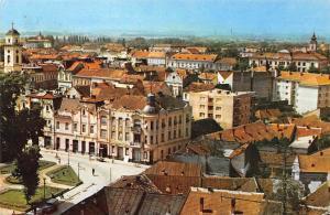 Romania Lugoj General view Panorama