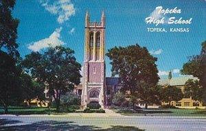 Topeka High School Topeka Kansas 1959