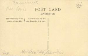 mauritius, PORT LOUIS, La Cathedrale Saint-James (1920s)