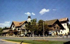 Frankenmuth Bavarian Inn in Frankenmuth, Michigan