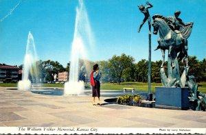 Missouri Kansas City The William Volker Memorial St Martin and The Beggar