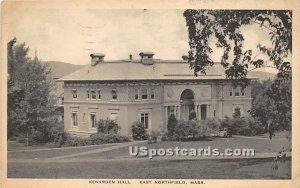 Kenarden Hall - East Northfield, Massachusetts MA