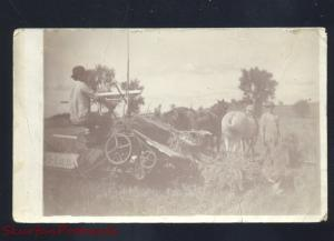 RPPC SNEDECKERVILLE PENNSYLVANIA FARMING FARM MACHINERY REAL