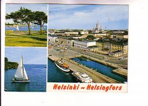 Multiview, Boats, Harbour, Helsinki, Finland