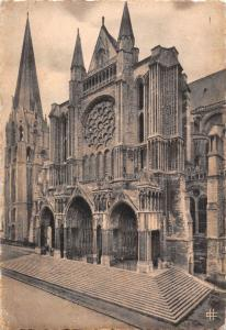 France Cathedrale de Chartres Portail Sud, Southern Front Cathedral