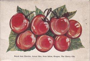 SALEM , Oregon , The Cherry City , 1910s