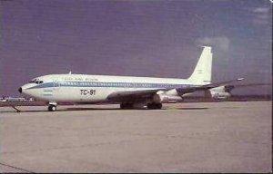FUERZA AEREA ARGENTINA BOEING B-707-387B