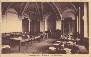 France Abbaye d'Hautecombe Le Refectoire