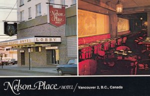 VANCOUVER , B.C. , Canada , 50-60s ; Nelson Place Hotel