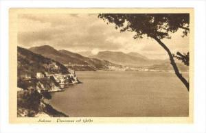 Salerno , Italy , 00-10s   Panorama col Golfo