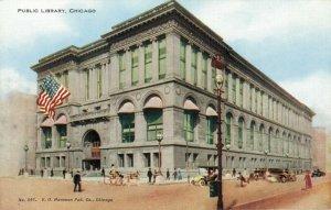 USA Public Library Chicago 03.78