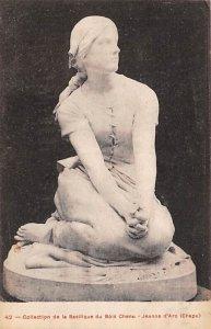 Basilique du Bois Chenu Statues / Monuments Unused stains on back side