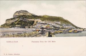 Panorama From The Old Mole, Gibraltar, 1900-1910s