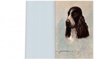 Dog   , artist signed kenyon