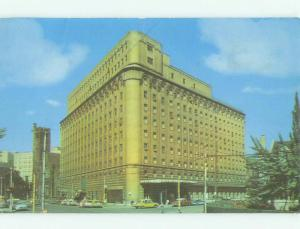 Pre-1980 WEBSTER HALL HOTEL Pittsburgh Pennsylvania PA HQ1173