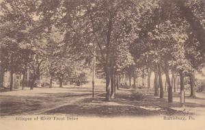 HARRISBURG, Pennsylvania, 00-10s; Glimpse of River Front Drive