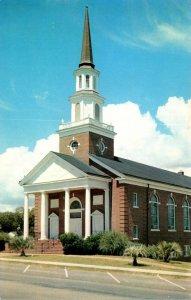 South Carolina Myrtle Beach First Baptist Church