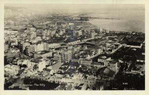 algeria, ALGIERS, City Panorama (1930s) RPPC