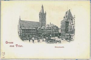 Ansichtskarte  VINTAGE POSTCARD: GERMANY -  GRUSS AUS Trier