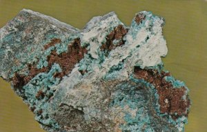 RAY, Arizona, 1940-60s; Chalcotrichite Crystals