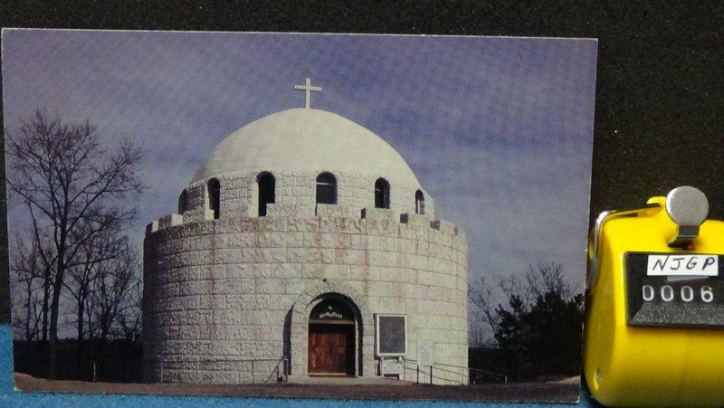 STD Smith Memorial Chapel Elna Smith Foundation Eureka Springs Arkansas Unposted