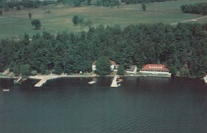 Bangor Lodge , Lake Muskoka , MUSKOKA , Ontario , Canada , 1950-60s