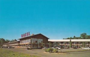 Eden Rock Motor Hotel, Fredericton, New Brunswick, Canada, 40-60´s