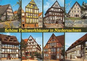 Schoene Fachwerkhauser in Niedersachsen Houses