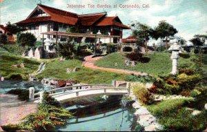 California Coronado Japanese Tea Garden 1911
