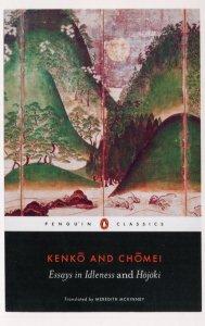 Kenko & Chomei Essays In Idleness & Hojoki Book Postcard