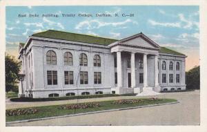 Exterior,  East Duke Building,  Trinity College,  Durham,  North Carolina,  0...