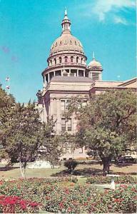 State Capitol Building Austin Texas TX 1977
