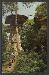 Wisconsin, Dells - Stand Rock