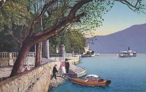 Italy Lago di Como Entrata Villa Carlotta