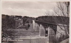 RP; Grobhesseloher Brucke, Railway Bridge, Nurnberg, Bavaria, Germany, 00-10s
