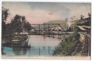 Genesee & Buffalo & Susquehanna RR, Wellsville NY