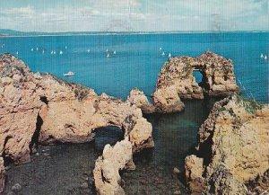 POSTAL B0217: Lagos Algarve Ponta da Piedade