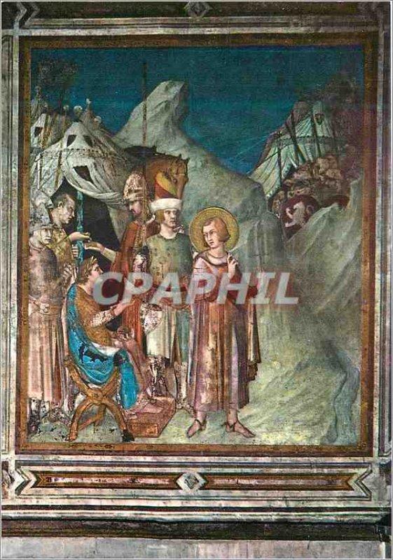 Modern Postcard Assisi Basilica di Francesca S (Chiesa Inferinte)