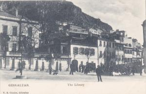 GIBRALTAR , 00-10s ; The LIbrary ; Version 2